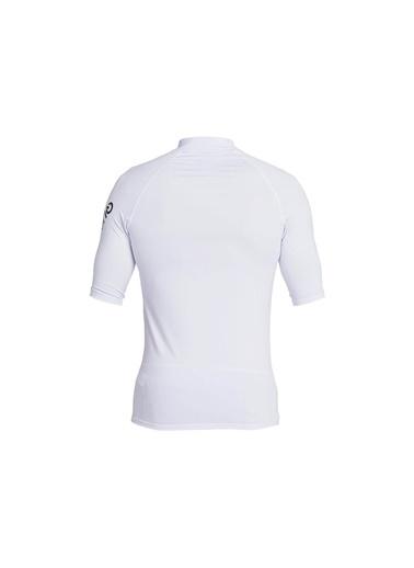 Quiksilver Alltımss M Sfsh T-Shirt Eqywr03228-Wbb0 Beyaz